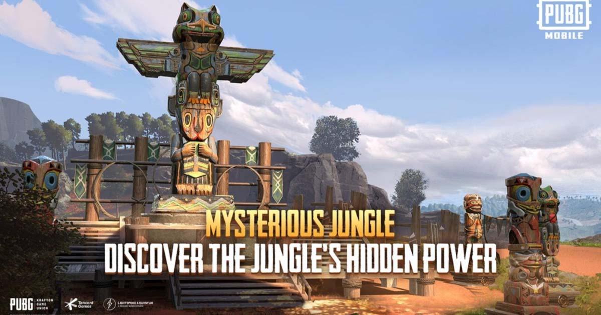 New jungle adventure mode has come to Pubg